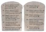 Taliban Version of the Ten Commandments