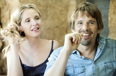 Ethan Hawke and Julie Delpy, Before Midnight