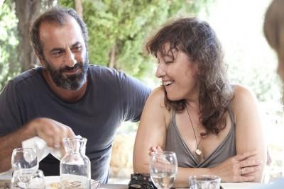 Before Midnight, Panos Koronis and Athina Rachel Tsangari