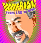 "TONIGHT! Will Durst's all-new ""BoomeRaging: From LSD to OMG"" in Sacramento"
