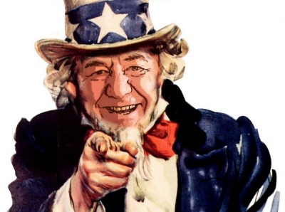 Will Durst as Uncle Sam
