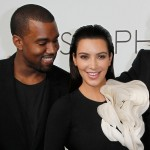 Kim and Kanye Name Baby 'North West' Because 'Latitude' and 'Longitude' Taken