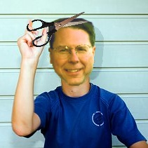 NRA's Wayne LaPierre as a Child