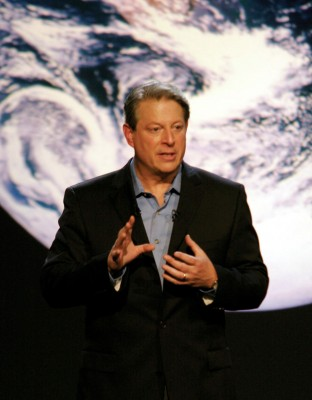 Al Gore, carbon footprint