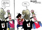 GOP Holding Pattern: The News, Reported in Cartoon Form!