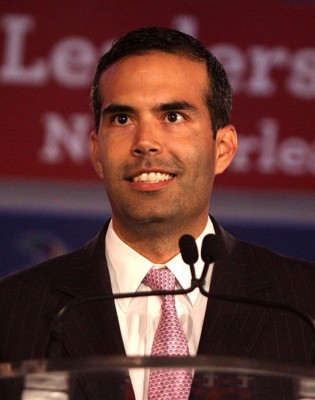George P Bush, Bush family