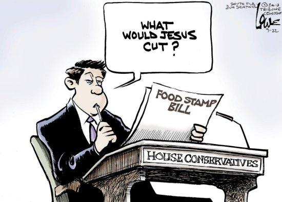 middle class jesus