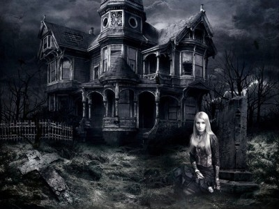 pmdd haunted house