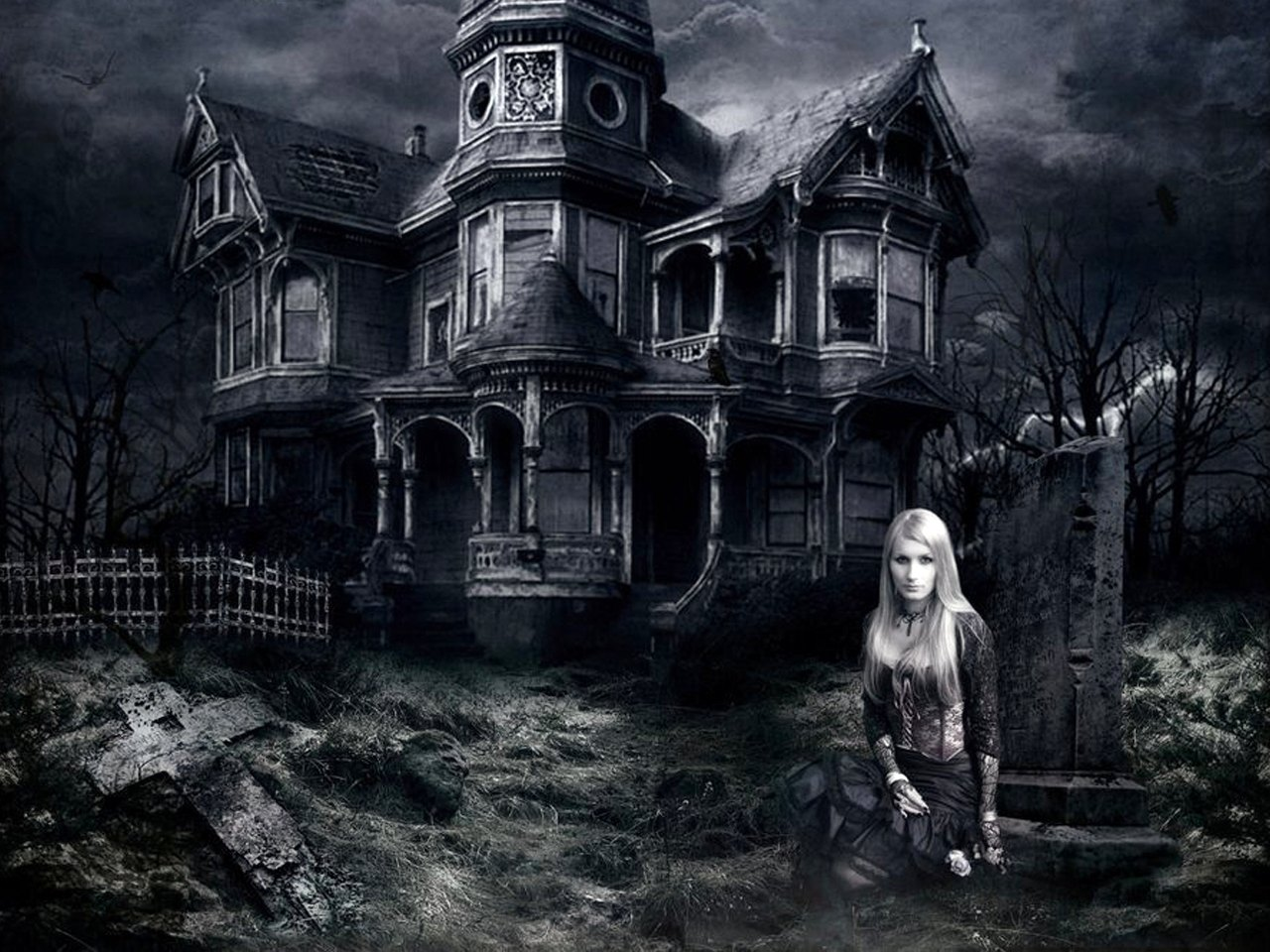 Haunted House Pictures