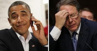 Obama, Wayne LaPierre