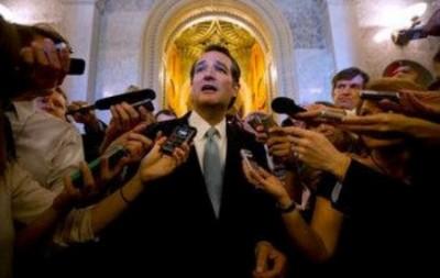 Ted Cruz sermon on the mount