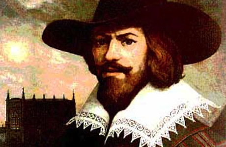 Non-Partisan guy fawkes