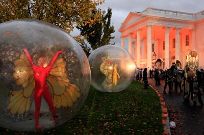 White House Halloween Ball