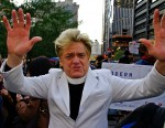 Tell It, Brother! Reverend Billy Facing Prison for Preaching at Chase Bank