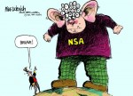 I Spy – An Exclusive Cartoon Report on Global Surveillance!