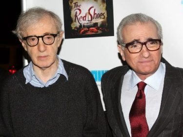 Woody Allen, Martin Scorsese, New York City