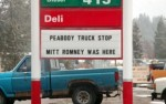 Ann Romney Accidentally Leaves Husband Mitt at Gas Station