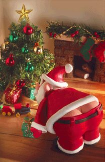 Santa Moving Operations to South Pole