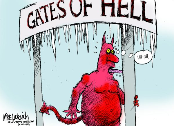 Polar Vortex -gate