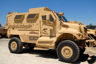 mrap, police force militarization