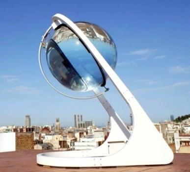 Alternative Energy Innovation, Rawlemon Solar Device
