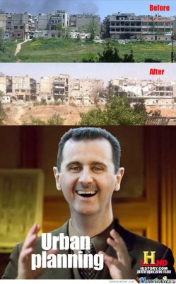 Syria Chemical Weapons Assad
