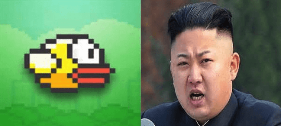 North Korea Flappy Bird