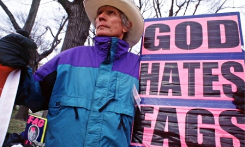 Westboro Baptist Congregation Scheduled To Picket Fred Phelps Funeral