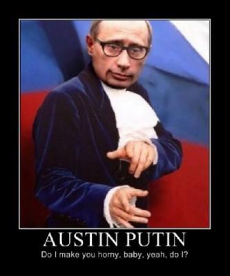 Austin Putin and Ukraine