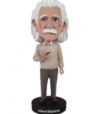 Bobblehead Einstein