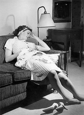 Suburban Housefrau Syndrome
