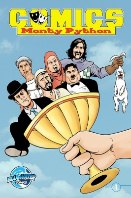 Monty Python comic book