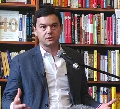Piketty, Oligarchy