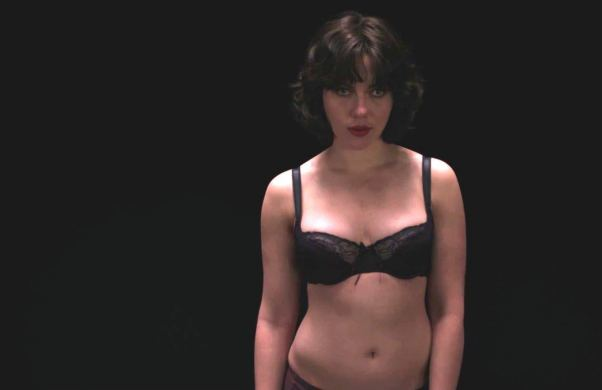 Scarlett Johansson, Under The Skin