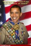 Donald Trump: 'Obama Worst Boy Scout Ever'