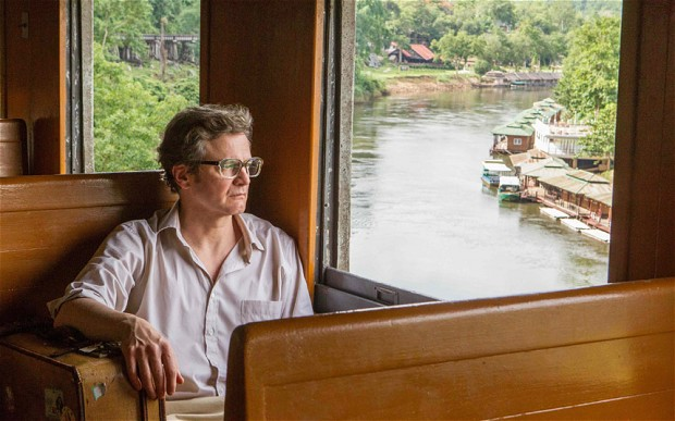 the railway man, colin firth