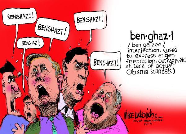Benghazi, Luckovich