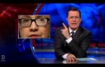 MUST SEE: Colbert Skewers Karl Rove on his Comments about Hillary Clinton's Mental Health