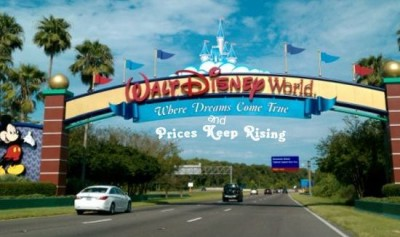 Disney World Raising Admission Prices Again