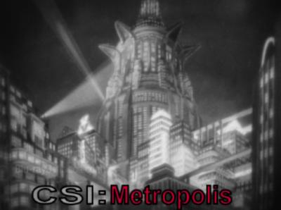 David Schwimmer, Metropolis