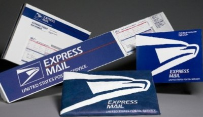 USPS Post Office Delivers Package on Time