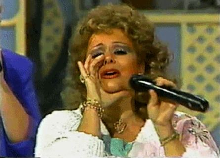 Tammy Faye Bakker gives shout out to Hillary Clinton