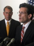 Cantor Defeat Convinces GOP to Come Out of Closet