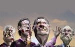 Obama: Entire GOP Actually Represented by Body Double Zombies