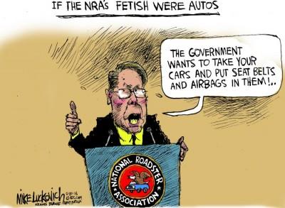 Mike Luckovich cartoon