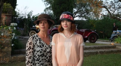 Magic in the moonlight, emma stone, marcia gay harden