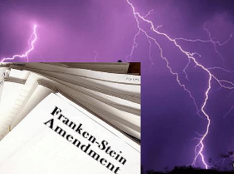 Franken-Stein Farm Bill Takes on GMOs