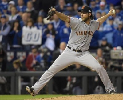 SF Giants, Madison Bumgarner