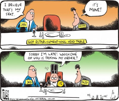 Tom Toles, political cartoons