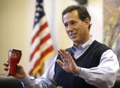 Rick Santorum on coitus interruptis